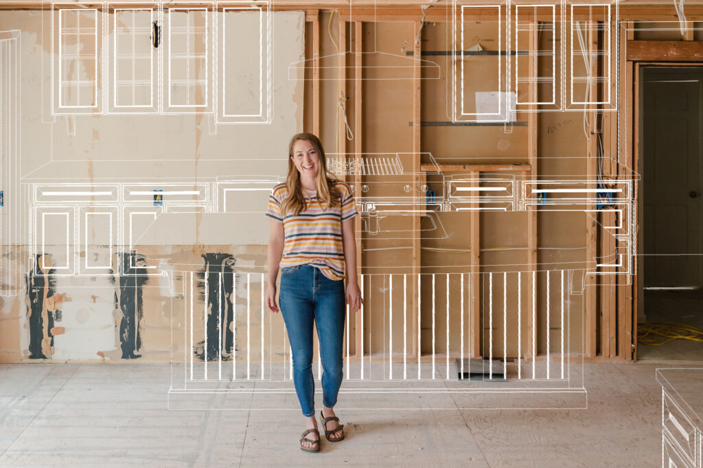 Lindsey Mahoney is a real estate and home renovation blogger.