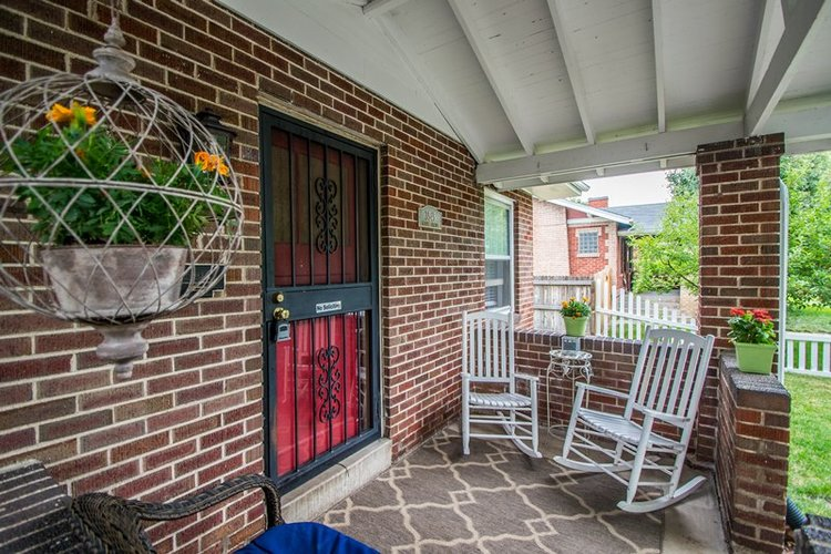 Update your exterior with a welcoming from entrance