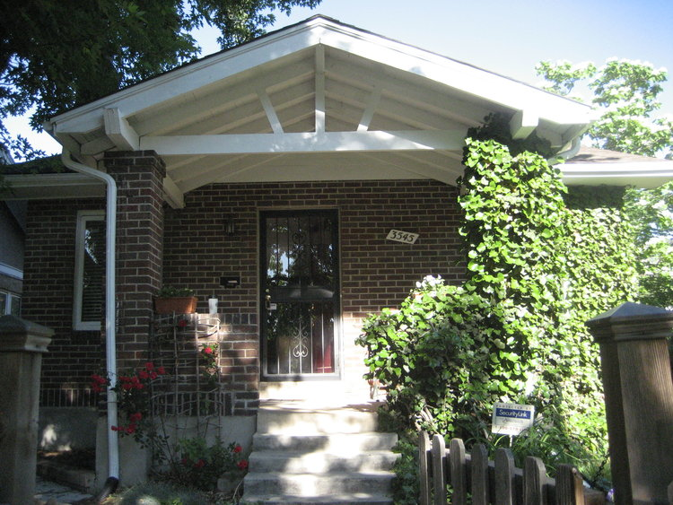 Our first flip house in Denver, CO.