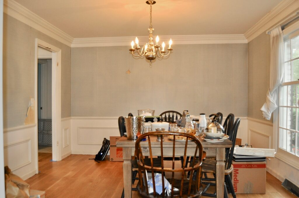 One Room Challenge Dining Room Project