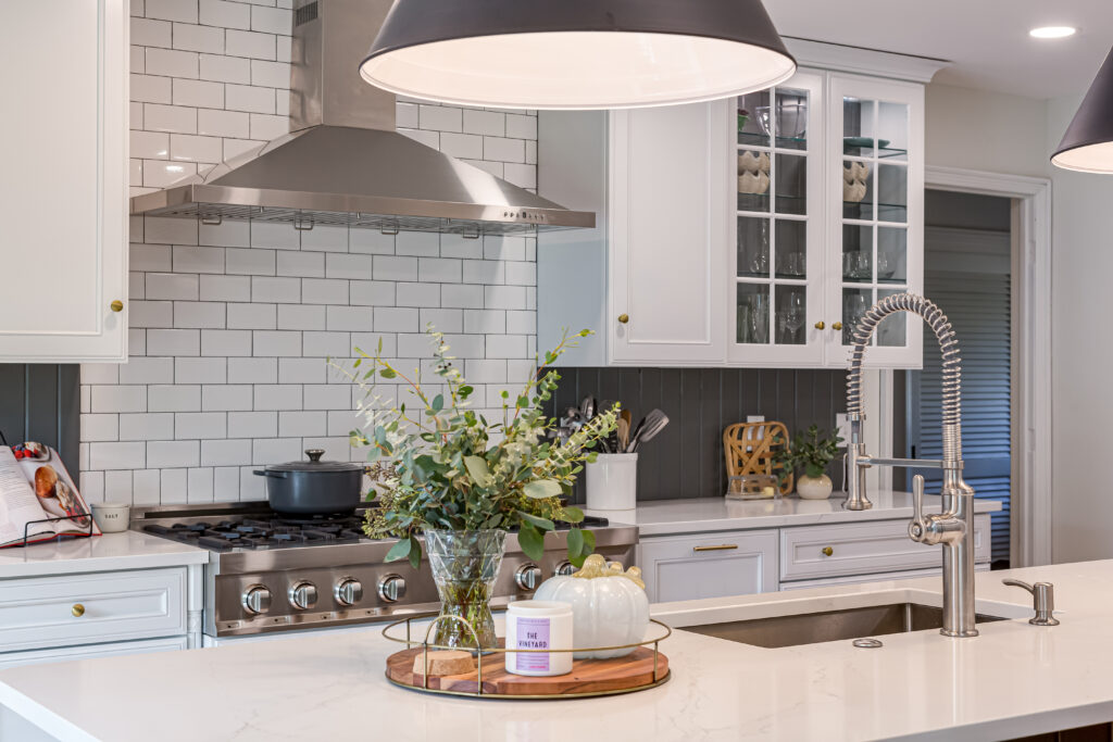 How to tile your kitchen backsplash